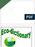 Eco Dictionary Tau La 2