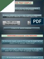 Presentacion Pasado Simple
