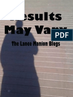 Results May Vary Promo eBook
