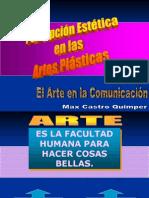 El Arte en La Comunicacion