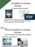 Ahorro Energetico en Granjas Aviculas