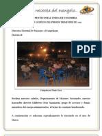 Informe Gestión Trimetral- Directiva Misiones - Dto 18