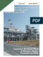 Planta de Biodiesel de Caparroso