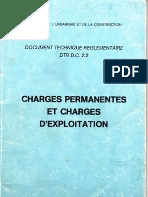 GRATUIT TÉLÉCHARGER DTR ALGERIE