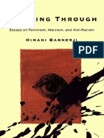 Himani Bannerji-Thinking Through Essays on Feminism, Marxism and Anti-Racism(1995)
