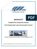 Qei Sentinel Bp-4001 Sentinel-21 Configwiz