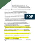 HGST Study Guide July 2011 BLANK