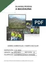 Proyecto La Magdalena Por Katherine Eunice Vasquez G-I-H