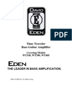 Bass Amp Manual