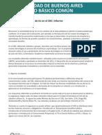 Informe Secret Aria Academica - Usos de Las TICs en El CBC