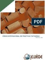 Código Internacional de Prácticas Taponeras