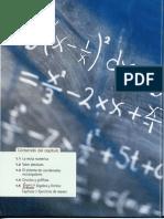 Capitulo 01 - Desigualdades Ecuaciones y Graficas