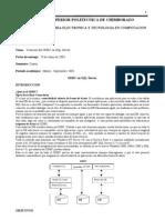 Creación del ODBC en SQL Server