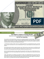 The Filipino's Guide to Creating Wealth Part 1