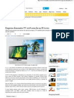 Televisor Wireless