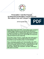 Permaculture Australia Proposal