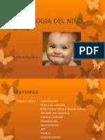 SEMIOLOGIA DEL NIÑO SANO