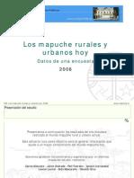 CEP_Los Mapuches Urbanos y Rurales Hoy