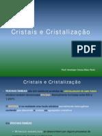 Aula_Cristais e Cristalizacao