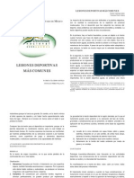 Lesiones Mas Comunes en Los Deportistas290405