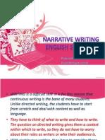 Ppt Narrative Essays