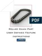Roller Chain Part UDF
