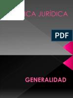 Logica Juridica- 3er DERECHO SABADOS