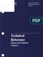 Technical Reference Options and Adapters Volume 2 1of3