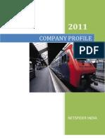 NETSPIDER Corporate Profile 2011