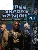 World of Darkness - Three Shades of Night
