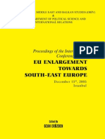 Ozan ERÖZDEN, Proceedings of the International Conference on the EU