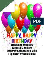 Happy Happy Birthday FC Nalani