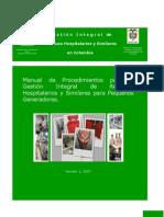 Manual de Procedimientos Pequenos Generadores[1]