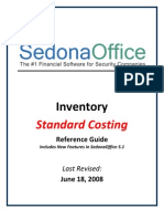 Inventory and Standard Costing 5.1