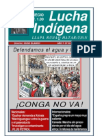 Revista Lucha Indigena N° 69