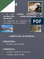 Capitulo 2 La MYP Empresa