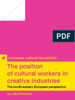 Cultural Workers Position