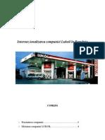 Internationalizarea Companiei LUkOIL in Romania