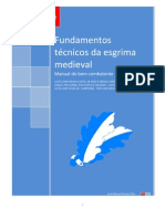 FUNDAMENTOS TÉCNICOS DA ESGRIMA MEDIEVAL-MANUAL DO BOM COMBATENTE