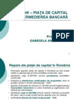 Evolutii Ale Pietei de Capital Din Romania 2012