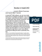A Cad 2006 Dynamic Blocks 1