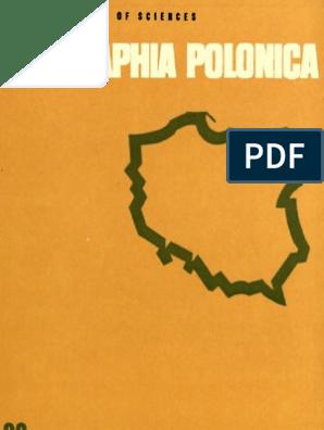 Wa5113425r1977 T36geogr Polonica Geography Poland