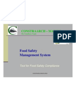 Food Safety Mngt System
