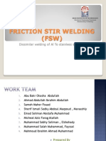 Friction Stir Welding (Fsw) 2