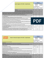 PCI DSS 1.2 Detailed Matrix