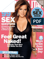 Cosmopolitan Us 2012 05 May