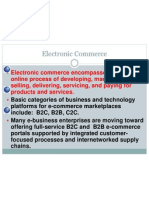 Lesson 10-Electronic Commerce