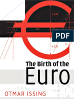 Otmar Issing, The Birth of Euro.pdf