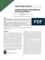 Review Artikel 3 Effect Promotion