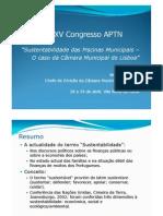 XXXV Congresso APTN 29Abrl12 Miguel Pacheco